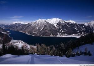 Man muss es neidlos anerkennen: Im Winter ist der Achensee schon besonders idyllisch...