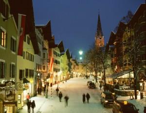In Sachen Shopping kann sich Kitzbühel mit so mancher Weltstadt messen...