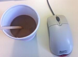 Der Kaffee von baguette - ein Gschloder. Aber das ist eine andere Geschichte.