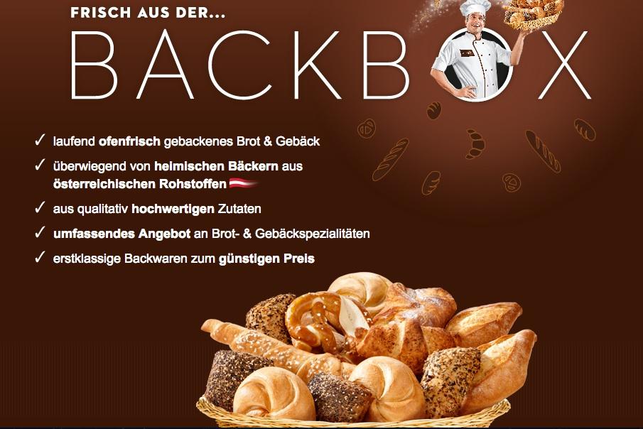 Hofer behauptet, die Teiglinge stammten 'überwiegend von heimischen Bäckern aus österreichischen Rohstoffen', bleibt aber jeden Beweis schuldig.  Wer glaubt, wird seelig!