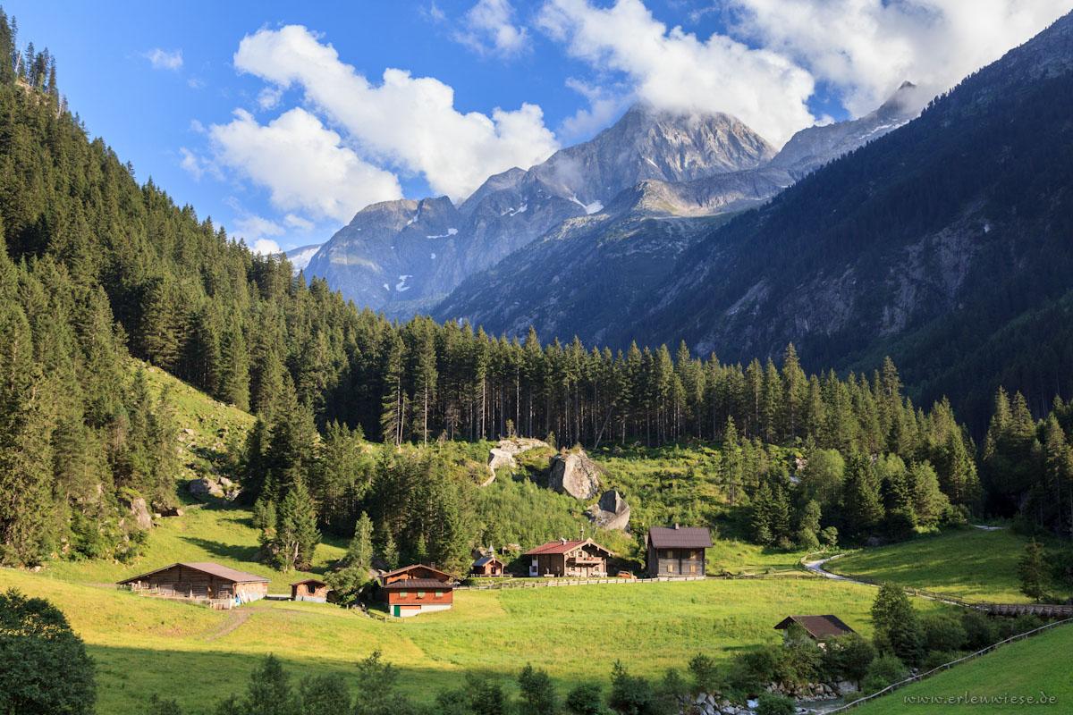 Nicht nur Regionalität wird im Zillertal groß geschrieben. Schön ist es auch noch dort.