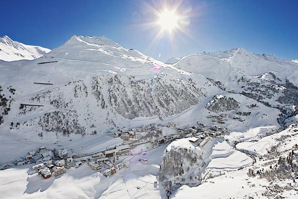 Der nächste Winter in Obergurgl kommt bestimmt. Und dann stellt sich die Frage aller Fragen...