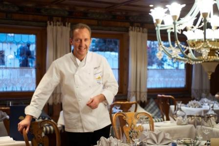 Martin Sieberer im Trofana Royal: Beharrlichkeit und Qualität haben sich hier in Sachen Kochkunst ausgezahlt.