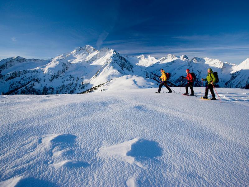 Bald ist es wieder so weit und ich stehe im Zillertal auf Schneeschuhen. Aus philosophischen Gründen.