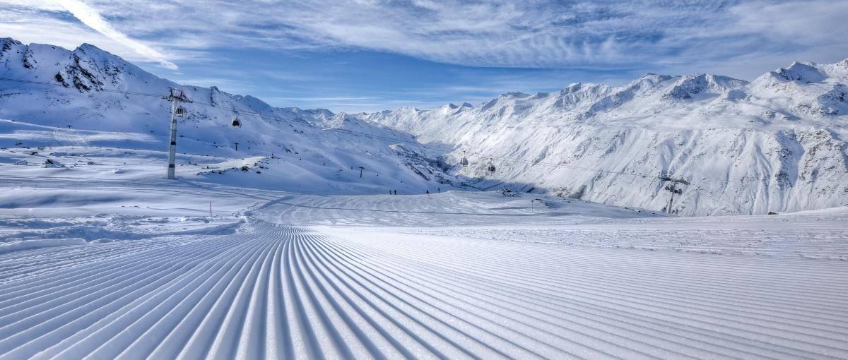 """Sehnsucht nach Winter? In Obergurgl-Hochgurgl und im """"Hochfirst"""" wird die Vorfreude leicht gemacht..."""