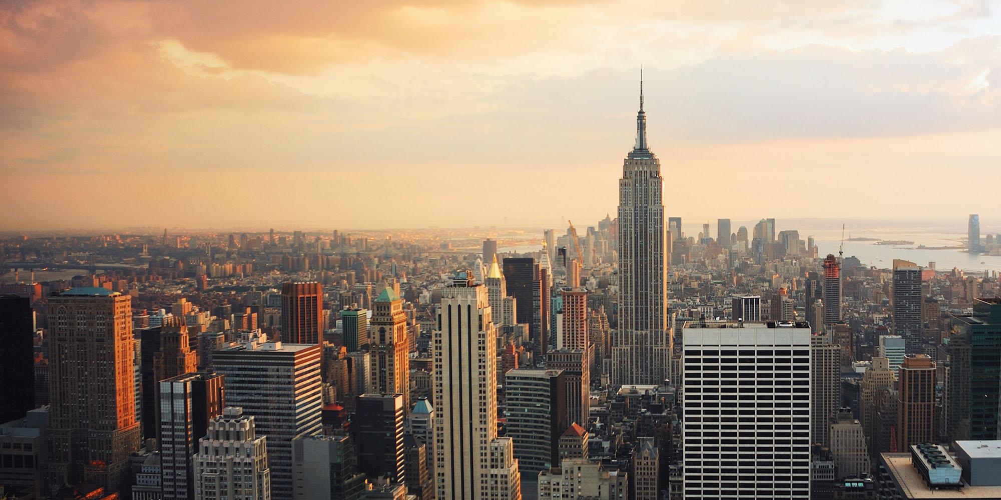 Isst man in New York besser als im Kaiserwinkl? Ich würde sagen: Anders!