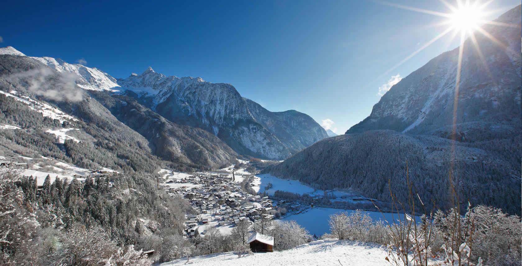 Im Ötztal ist sogar der Schnee weißer und die Sonne heller (Bild: Ötztal Tourismus)