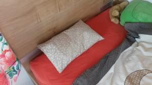 Ein Zirbenkissen im Kinderbett? Kann ja mal zumindest nicht schaden!