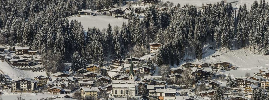 Der Ort Scheffau am Wilden Kaiser bietet Entspannung nach dem Sport an - zauberhaft!