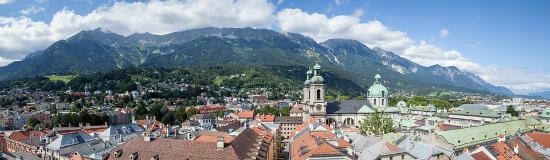 Touristen sollten länger als einen Tag in Innsbruck bleiben.