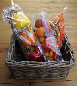 Tiroler Lebensmittel: In Plastik eingepackte Produkte brauche ich nicht.