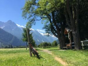 Ob mehrstündige Moutainbike-Tour oder gemütliches Genießen: Osttirol hat für jeden Geschmack etwas parat. Und es gibt eine ganze Menge zu entdecken. (C) Florian Warum
