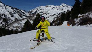 Snowbiken Skishule Koch
